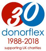 donorflex 30 logo-transparent