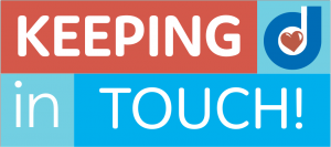 donorflex Keeping in Touch sessions-2020 logo